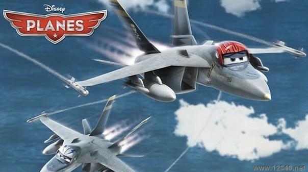 《飞机总动员》片段首曝 退役战机完爆两架f15