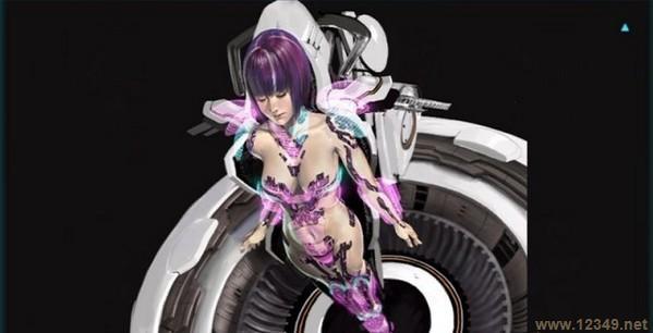 卖肉格斗游戏《少女格斗》公布精美原画设定图