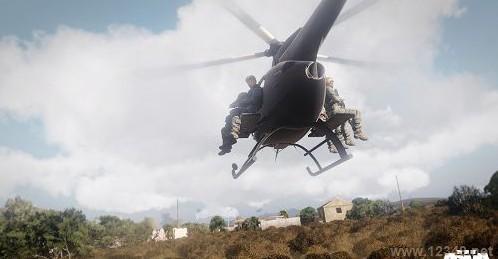 《武装突袭3》军事沙盒游戏新截图