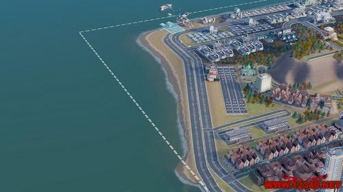 simcity怎么建飞机场