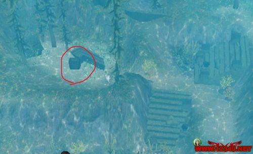 模拟人生3:岛屿天堂各潜水区洞穴