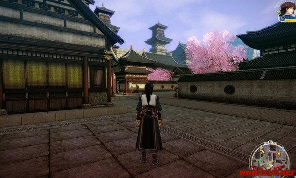 古剑奇谭2利用bug闯出长安城方法