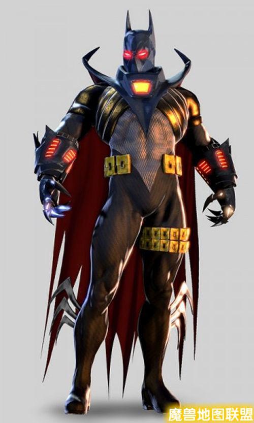 刺客来追杀蝙蝠侠,现已确认的反派包括丧钟