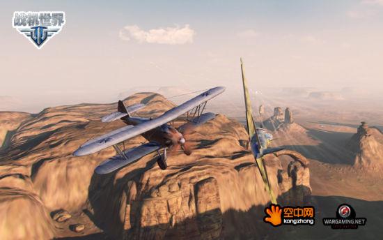 《战机世界》我有特别的打飞机技巧