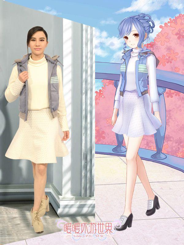 """游戏内的服装店中,作为一款以""""换装""""为核心玩法的游戏,紧追高清图片"""