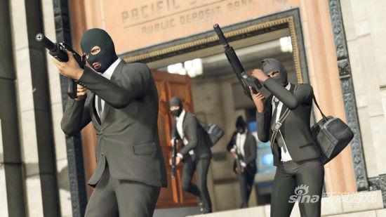 警察战匪徒 gta5 pc版将迎来大量mod
