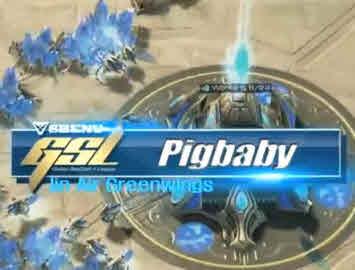 GSL2015 S2 Ro48 DP.FanTaSy vs JinAir.PigBaby ��