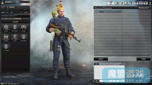 作为一款FPS游戏,游戏音效是 《反恐精英Online2》高度还原正