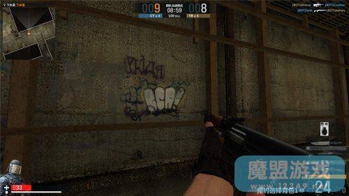 当下绝大多数的FPS网游竞技和娱乐互补相同,《反恐精英Online2》