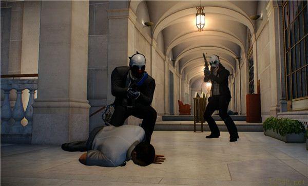 《收获日2:恶浪限定版》截图 次世代版精美画面