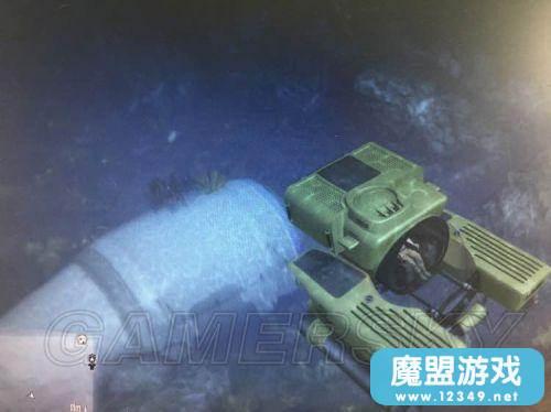 GTA5 ufo外星人的秘密终极探索