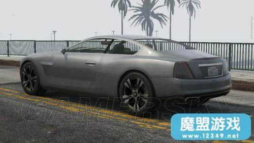 侠盗猎车手5 汽车品牌与车辆原型介绍高清图片