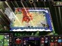 《梦想海贼王3.3》萨卡斯基、赤犬技能演示