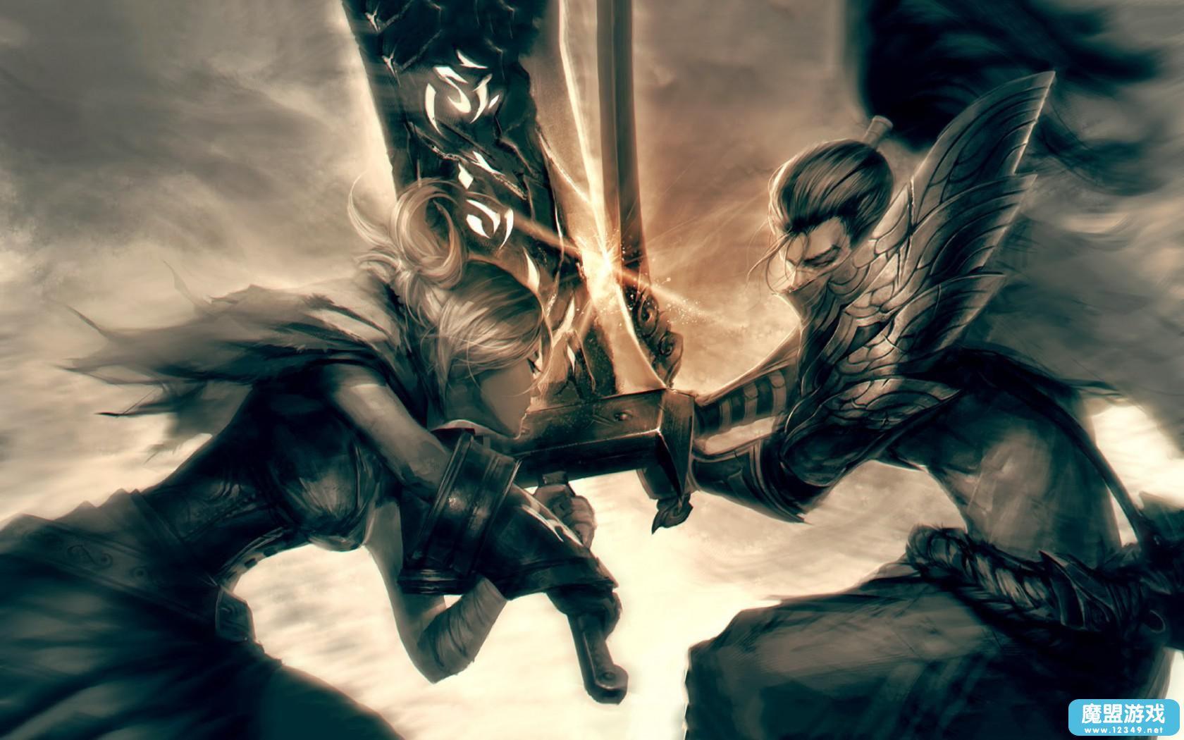 亚索的死敌竟是她 英雄死敌彩蛋大揭秘