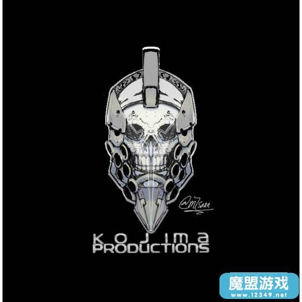 粉丝根据小岛秀夫新工作室logo而创作的一批概念画