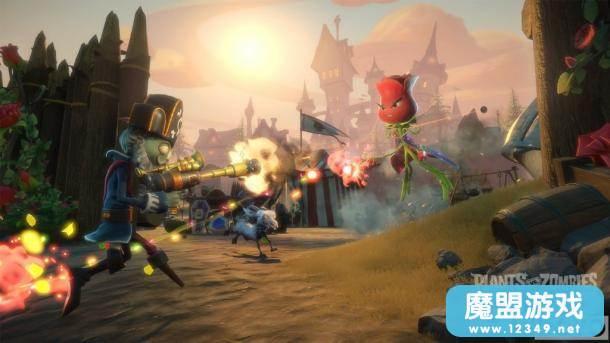 娱乐软件分级委员会(ESRB)透露了他们对《植物大战僵尸:花园战争2》的评分。这款第三人称射击游戏获得了E级的评分,评论认为该作涉及了血液、粗俗幽默和轻微暴力。   ESRB表示,虽然整天游戏画面风格比较卡通,由植物对战可爱的僵尸,但是枪战中充满了逃命惨叫、大规模爆炸和真实枪火声等暴力元素,稀奇古怪的僵尸造型偶尔也会让人不适,例如有一种僵尸造型暴露臀部,并且发出难听的气胀放屁声。   《植物大战僵尸:花园战争2》将于2月23日登陆PS4、 Xbox One和PC,欢乐的联机对抗使得前作备受好评。