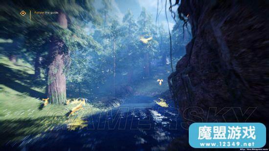 《孤岛惊魂原始杀戮》画面特效及性能测试