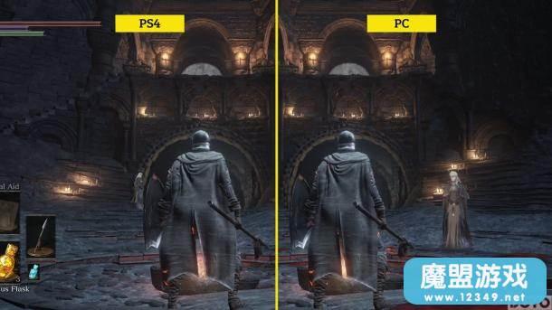 暗黑3 fps 不稳定-黑暗之魂3 PC与PS4画质对比 基本看不出啥区别