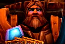 炉石传说3D版 体验炫酷法术与凶残武器