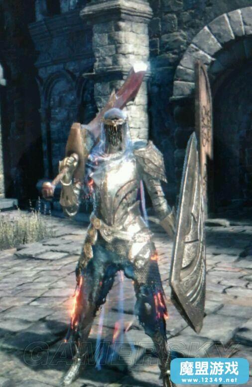 《黑暗之魂3》好看套装及武器搭配推荐_魔兽地图联盟