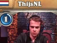 10月30日嘉年华:Handsome vs ThijsNL