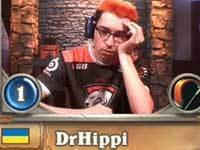 10月31日炉石嘉年华:DrHippi vs Yulsic