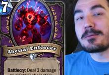 Kripp加基森卡牌揭示 首张术士卡牌出现