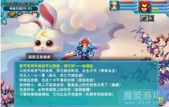 全服首只超级玉兔诞生!恭喜鼓浪屿玩家