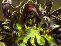炉石史册:世上第一个兽人术士-古尔丹(上)
