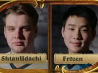 炉石世界锦标赛冬季赛 ShtanUdachi夺冠