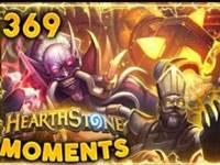 炉石每日欢乐幸运时刻369期 全面进化!