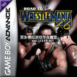 WWE疯狂摔跤之路X8 (WWE Road To Wrestlemania X8)