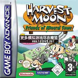 牧场物语-矿石镇的朋友们 (Harvest Moon Friends of Mineral Town)