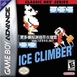 经典任天堂-雪人兄弟(NES Classic Series-Ice Climber )