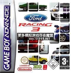 福特��3  (Ford Racing 3)