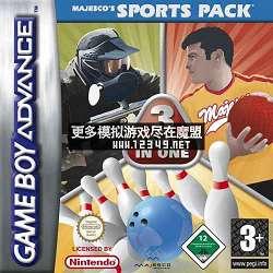 3 新游戏3合1-运动游戏合集 (Games in 1-Majesco Spo Pack)