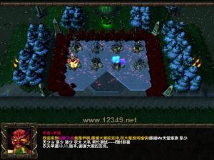 仙冥之战3.0正式版无CD无限蓝P闪修改版[防守]
