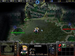 刀剑物语RPG正式版1.0B无CD无限蓝P闪修改版[RPG]