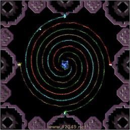 彩色螺旋圈v1.0修复版预览图