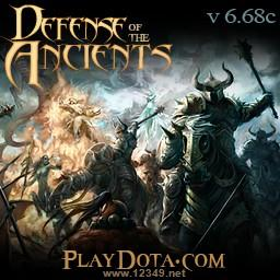 DotA遭遇战3.2正式版