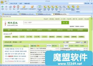 模拟IE5.5,IE6.0,IE7.0,IE8.0,IE9.0,IE10测试环境_IETester v0.4.12浏览器